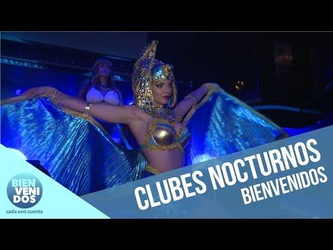 Secretos del club nocturno más glamoroso de Santiago | Bienvenidos