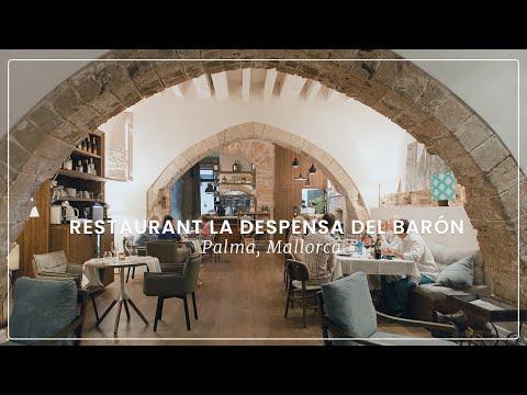 Restaurant La Despensa del Barón in Palma, Mallorca