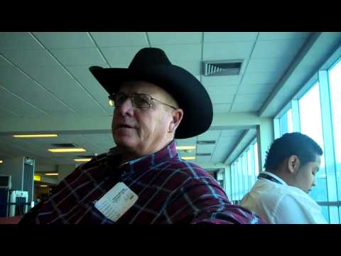 Nebraska Beef Council member Richard Schrunk on USMEF Market Expo