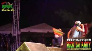 maxi priest rebel salute 2012