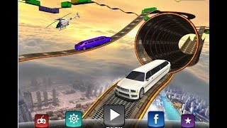 Impossible Limo Driving Simulator Tracks / Impossible Tracks /  Android Gameplay Video