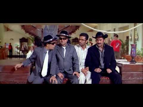 One Two Three Movie- Sanjay Mishra Best Comedy Scenes Part -1