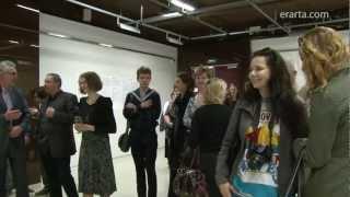 Открытие выставки ''Много женщин''