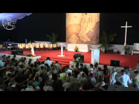 Replay Paray Prière avec Monseigneur AILLET et Monseigneur REY du 14 août 2016
