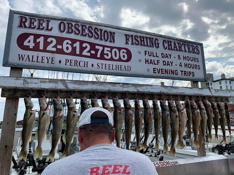 Reel Obsession Lake Erie Fishing 2019