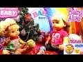 Куклы Пупсики играют открывают сюрпризы в шариках Киндер киндерино Свинка Пеппа �