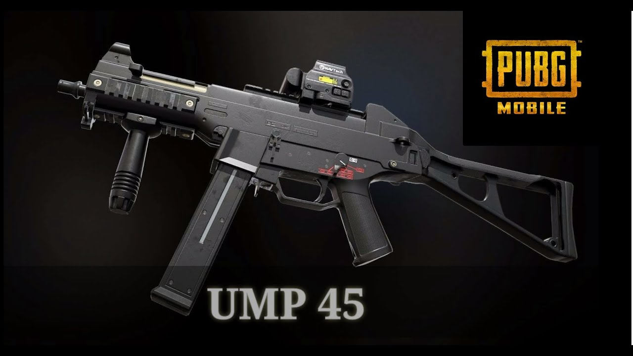UMP45-Is It better than UMP9 ? Lets check it out in PUBG mobile. - YouTube