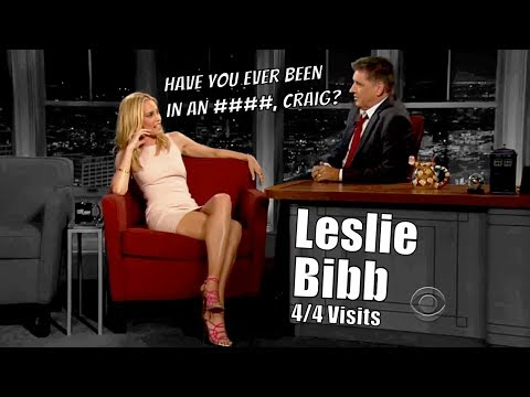 "Leslie Bibb - ""I'm Alot Of Woman"" - 4/4 Visits In Chron. Order [MOSTLY HD]"