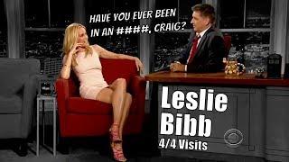 Leslie Bibb -