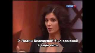 Андрей Макаревич разговаривал с домовым в виде кота