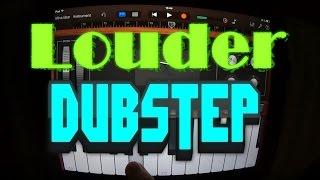 Louder DUBSTEP (GARAGEBAND TUTORIAL)