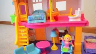 Fisher Price My First Dollhouse Review