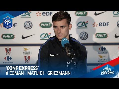 """Griezmann : """"La star, c'est l'équipe"""""""