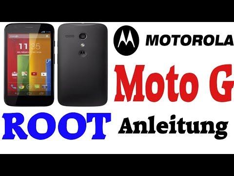Anleitung: Motorola Moto G rooten (Root) [deutsch]