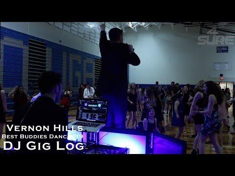   DJ Gig Log 51   Vernon Hills High School Best Buddies Dance '19