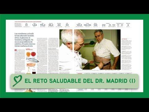 El RETO SALUDABLE del Doctor Madrid: Presentación
