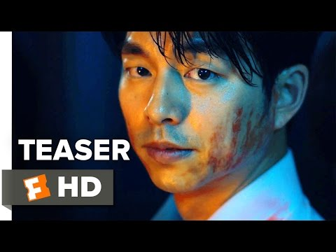 Train to Busan Official Teaser Trailer 1 (2016) - Yoo Gong Movie