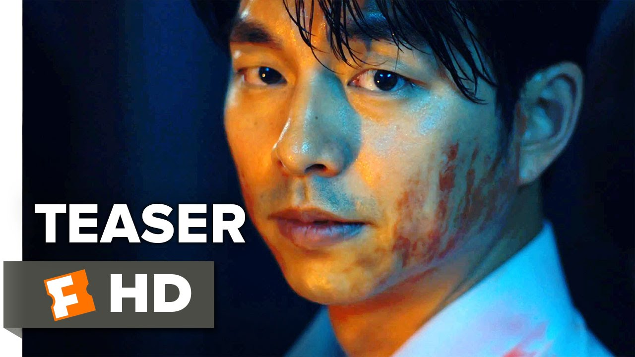 Train To Busan Official Teaser Trailer 1 2016 Yoo Gong Movie Youtube