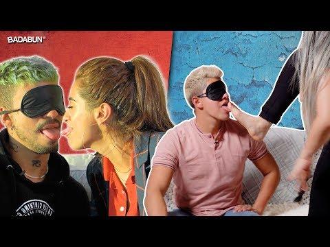 YouTubers se tocan con la lengua | En La Mansión