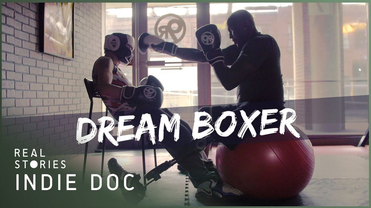 Dream Boxer: Wheelchair Boxing - Fighting To Be Heard | Real Stories
