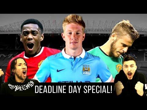 Has Van Gaal Lost The Plot? | Comments Below Transfer Deadline Day Special