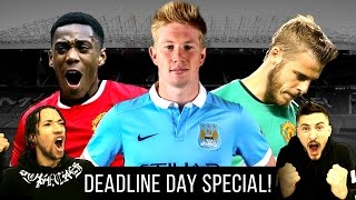 Has Van Gaal Lost The Plot? | Comments Below Transfer Deadline Day Special