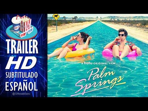 PALM SPRINGS (2020) 🎥 Tráiler Oficial En ESPAÑOL (Subtitulado) LATAM 🎬 Película, Comedia, Romance
