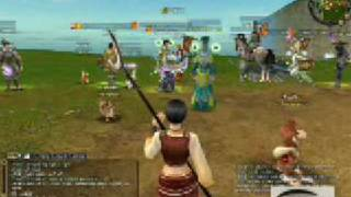 Silkroad Guild War and Fights