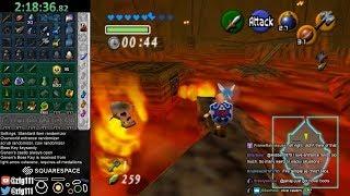 Ocarina of Time randomizer (Overworld entrance randomizer)