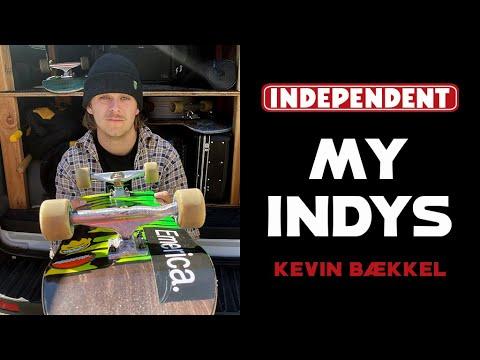 Kevin Baekkel The Norwegian Hammer | MY INDYS
