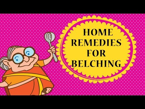 Home Remedies for Burping (Belching) | 3 Natural  Remedies To Stop Belching Acid Re-flux and Burping