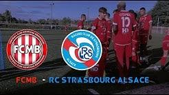 U19 Nationaux FC Montceau Bourgogne - RC Strasbourg Alsace