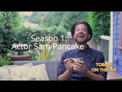 Interview - Space Station 76 Co-Writer Comedian Sam Pancake - Tobias On The Hill