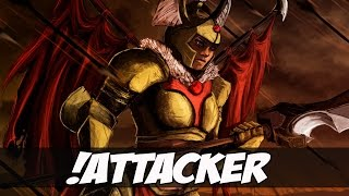 !Attacker 7999 MMR Plays Legion Commander vol 4 - Dota 2