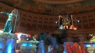 Caesar's Palace Fall of Atlantis (New Version)