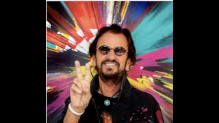 RINGO WANTS TO CHANGE THE WORLD: Iconic Beatles drummer releases new 4-song EP