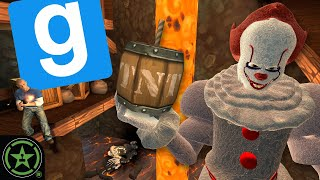 The Temple of Traitor Traps - Gmod: TTT | Let's Play