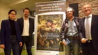 Présentation du film L'ECOLE BUISSONIERE de Nicolas VANIER