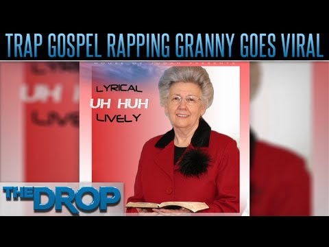 Gospel Rapping Granny Goes Viral - The Drop Presented by ADD