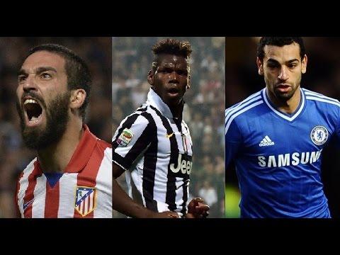 Turan Joining? Oscar For Pogba? Salah On Loan? | Daily Blues