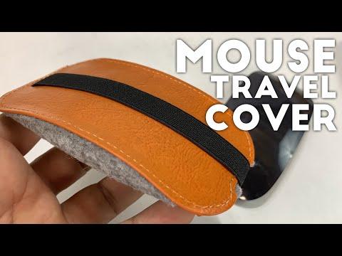 Apple Magic Mouse Stylish Felt Travel Case Review