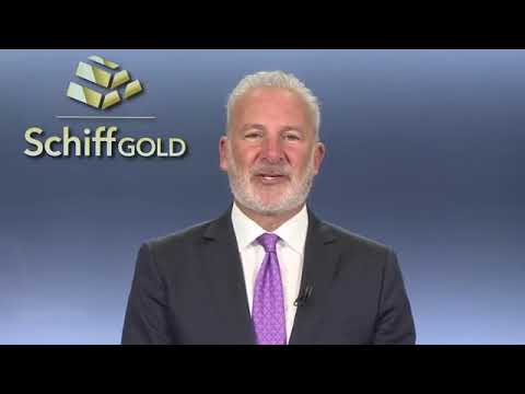 Peter Schiff - Dollar Crisis In The Making 2018 - $5000 Gold?
