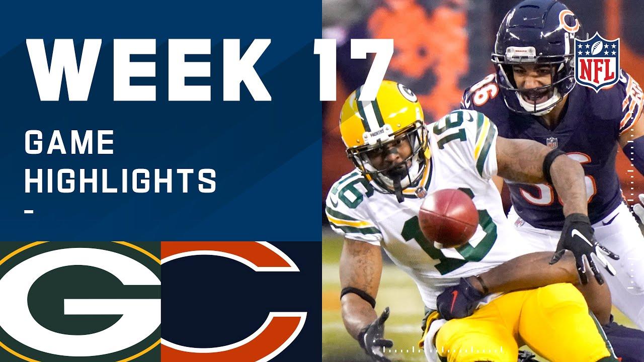 Download Packers vs. Bears Week 17 Highlights | NFL 2020