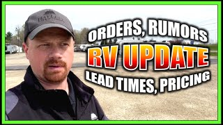 RV INDUSTRY UPDATE: May 2021