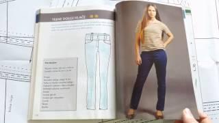 Kako sešiješ Tejine hlače?