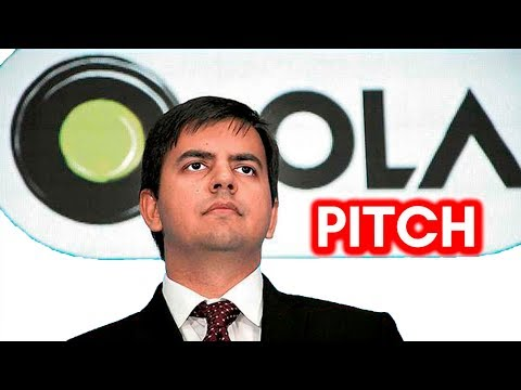 Bhavish Aggarwal, CEO & Co-Founder Ola Cabs, Pitches at eSparks-2011