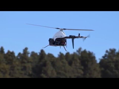 LiDAR Collection from a Drone - ILMF 2016