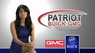 Why But at Patriot Buick GMC?