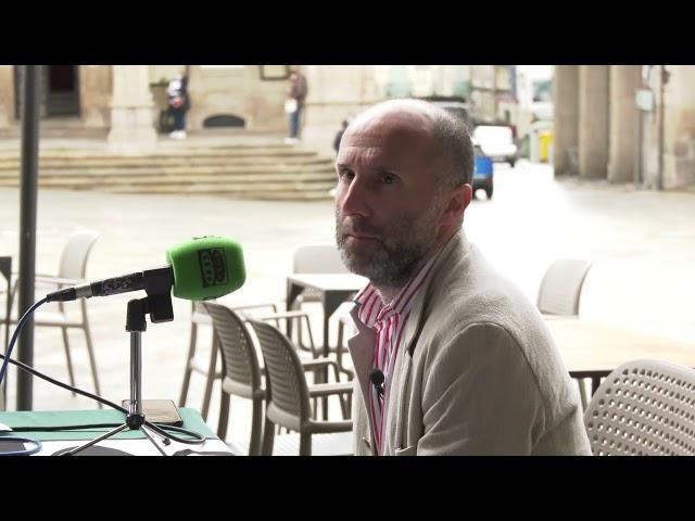 Entrevista hostil de Onda Cero al alcalde Jácome, 12.5.21