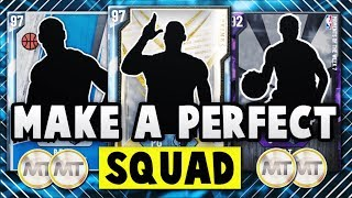 HOW TO BUILD THE PERFECT TEAM AT ANY BUDGET IN NBA 2K20 MyTEAM!!